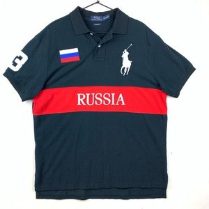 Polo Ralph Lauren Russian Team Classic Polo